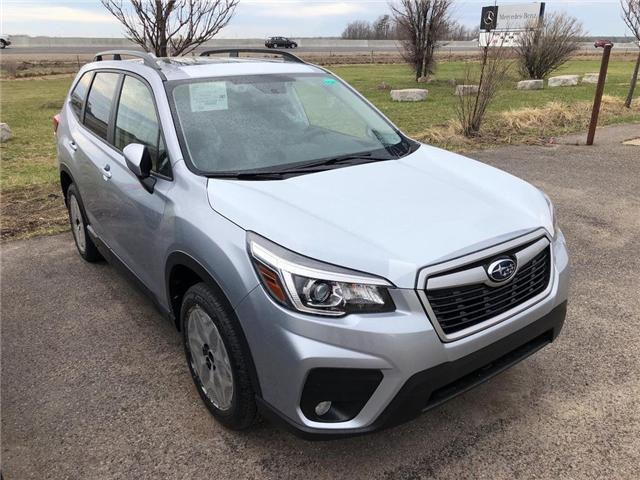 2019 Subaru Forester 2.5i Touring (Stk: 19SB449) in Innisfil - Image 3 of 5