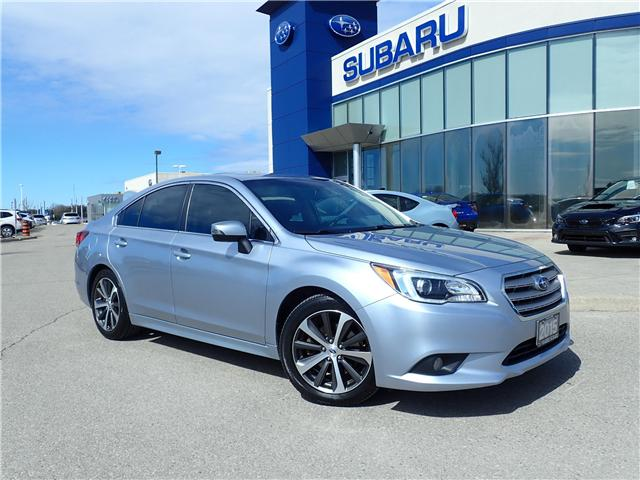 2015 Subaru Legacy 3.6R Limited Package (Stk: 19SB381A) in Innisfil - Image 1 of 14