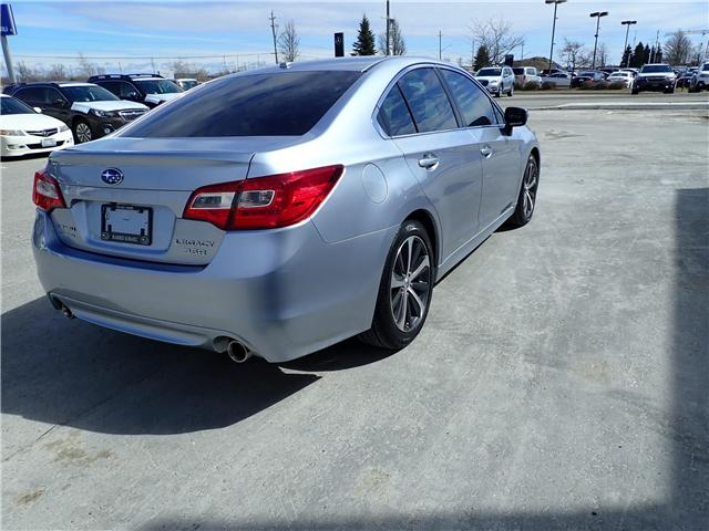 2015 Subaru Legacy 3.6R Limited Package (Stk: 19SB381A) in Innisfil - Image 4 of 14