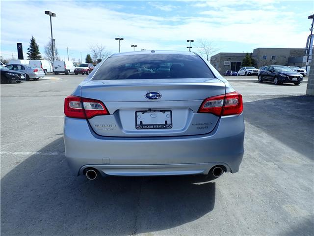 2015 Subaru Legacy 3.6R Limited Package (Stk: 19SB381A) in Innisfil - Image 5 of 14