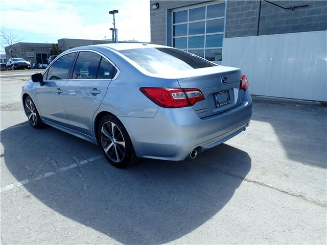 2015 Subaru Legacy 3.6R Limited Package (Stk: 19SB381A) in Innisfil - Image 6 of 14