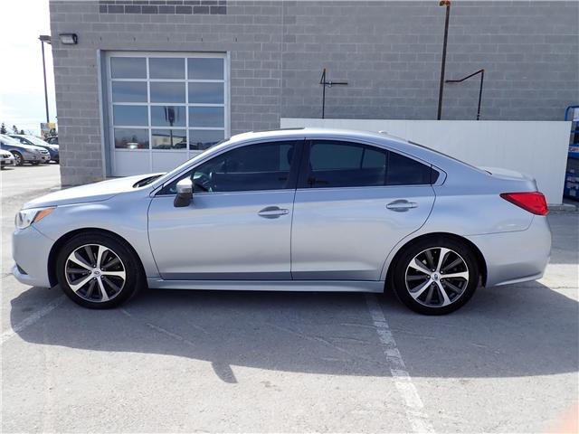 2015 Subaru Legacy 3.6R Limited Package (Stk: 19SB381A) in Innisfil - Image 7 of 14