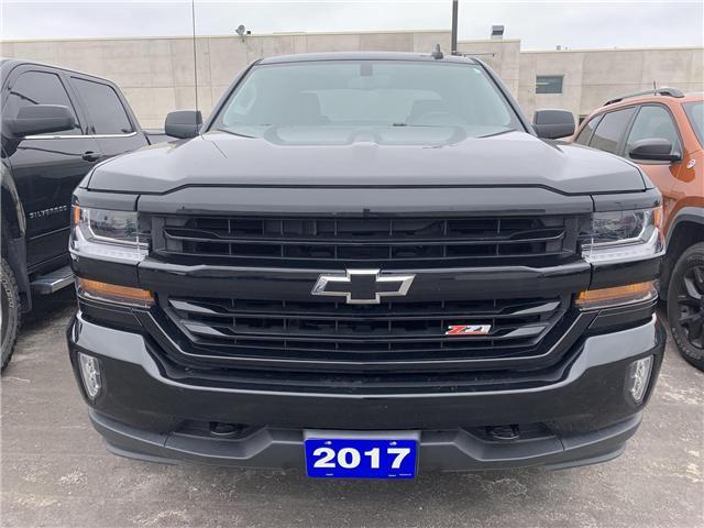 2017 Chevrolet Silverado 1500  (Stk: SUB1389A) in Innisfil - Image 2 of 11