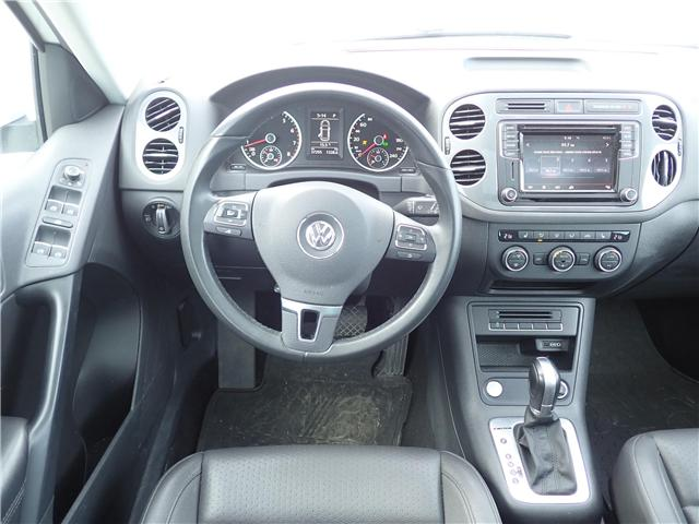2017 Volkswagen Tiguan Comfortline (Stk: 19SB356A) in Innisfil - Image 9 of 14