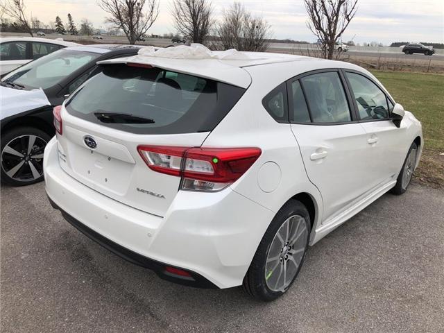 2019 Subaru Impreza Touring (Stk: 19SB501) in Innisfil - Image 3 of 4