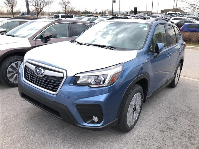 2019 Subaru Forester 2.5i Touring (Stk: 19SB502) in Innisfil - Image 1 of 5