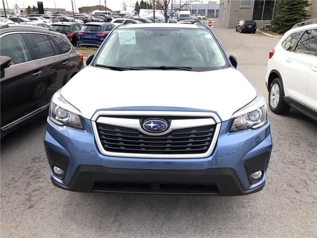 2019 Subaru Forester 2.5i Touring (Stk: 19SB502) in Innisfil - Image 2 of 5
