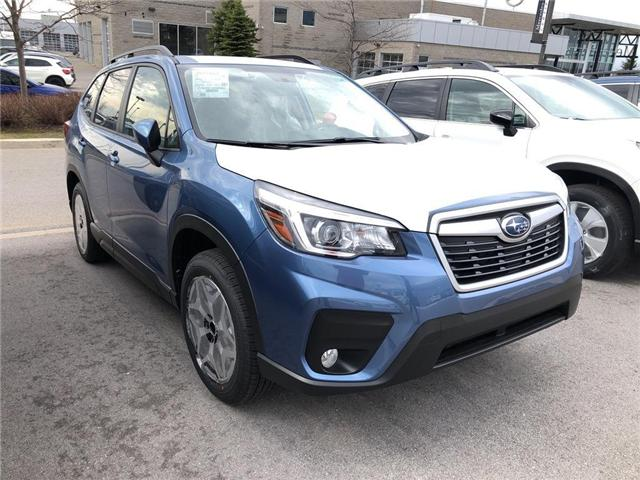 2019 Subaru Forester 2.5i Touring (Stk: 19SB502) in Innisfil - Image 3 of 5