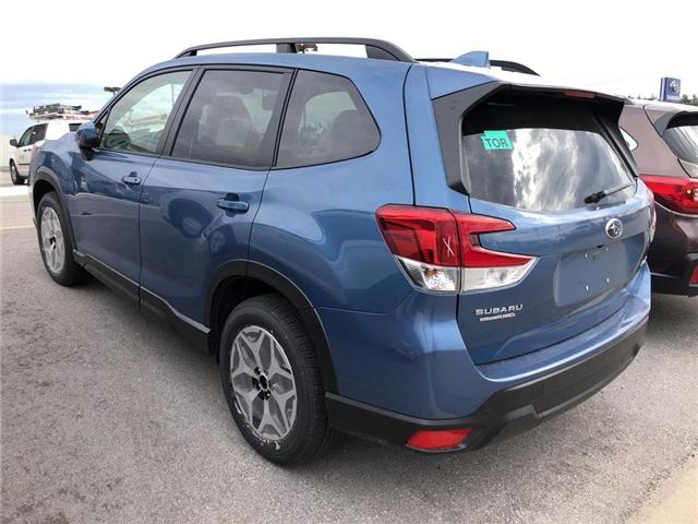 2019 Subaru Forester 2.5i Touring (Stk: 19SB502) in Innisfil - Image 5 of 5
