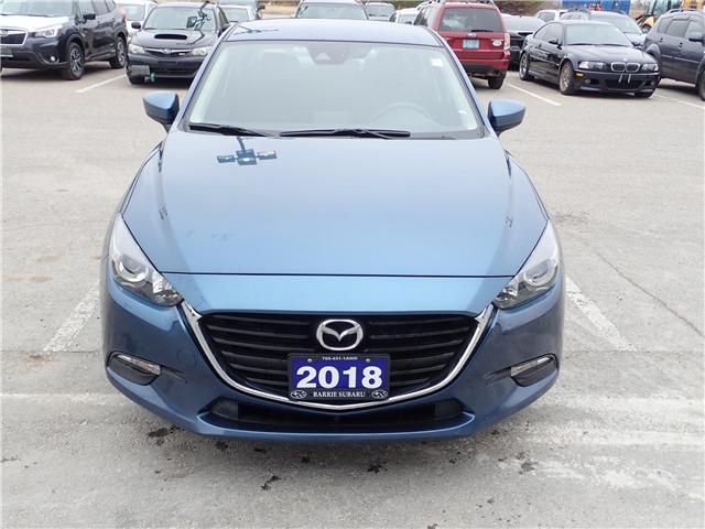 2018 Mazda Mazda3 GX (Stk: SUB1416) in Innisfil - Image 5 of 12