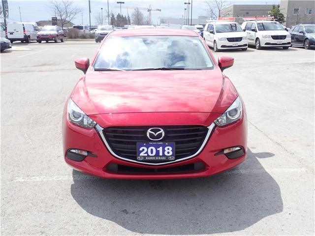 2018 Mazda Mazda3 GX (Stk: SUB1414) in Innisfil - Image 3 of 15