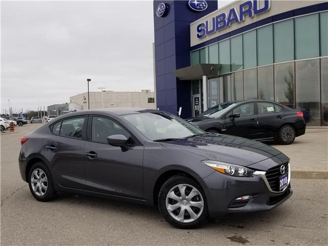 2018 Mazda Mazda3 GX (Stk: SUB1415) in Innisfil - Image 1 of 12