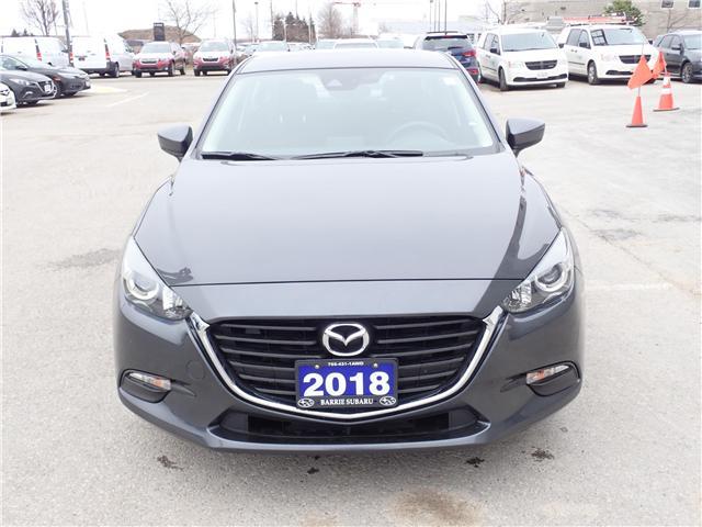 2018 Mazda Mazda3 GX (Stk: SUB1415) in Innisfil - Image 2 of 12
