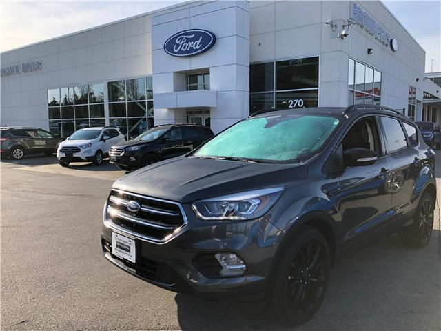 2017 Ford Escape Titanium (Stk: RP18153) in Vancouver - Image 1 of 27