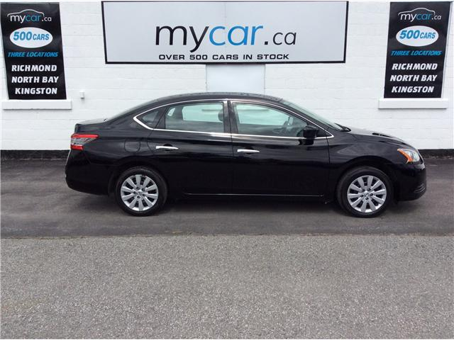 2015 Nissan Sentra 1.8 S (Stk: 190465) in North Bay - Image 2 of 19