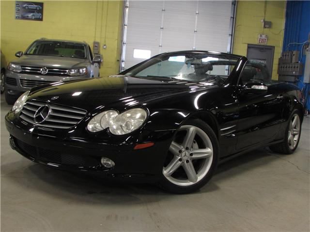 2006 Mercedes-Benz SL-Class Base (Stk: C5609) in North York - Image 1 of 14