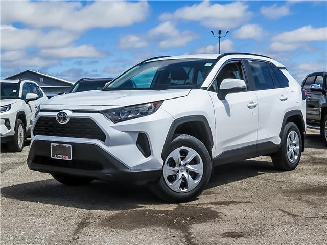 2019 Toyota RAV4 LE (Stk: 95258) in Waterloo - Image 1 of 18