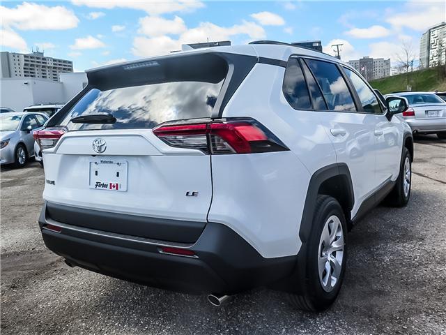 2019 Toyota RAV4 LE (Stk: 95258) in Waterloo - Image 5 of 18