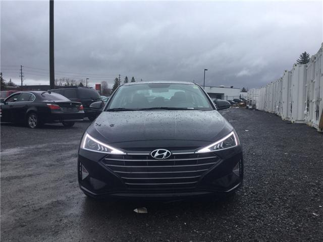2019 Hyundai Elantra Preferred (Stk: R95670) in Ottawa - Image 2 of 11