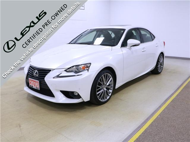 2016 Lexus IS 300 Base (Stk: 197074) in Kitchener - Image 1 of 30