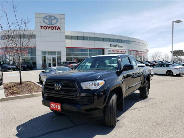 2018 Toyota Tacoma SR+ (Stk: 180849) in Whitchurch-Stouffville - Image 1 of 9