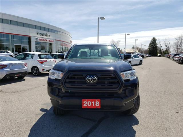 2018 Toyota Tacoma SR+ (Stk: 180849) in Whitchurch-Stouffville - Image 2 of 9