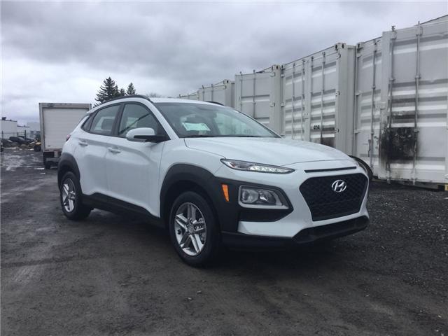 2019 Hyundai KONA 2.0L Essential (Stk: R95829) in Ottawa - Image 1 of 11
