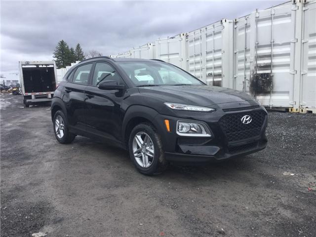 2019 Hyundai KONA 2.0L Essential (Stk: R95798) in Ottawa - Image 1 of 11