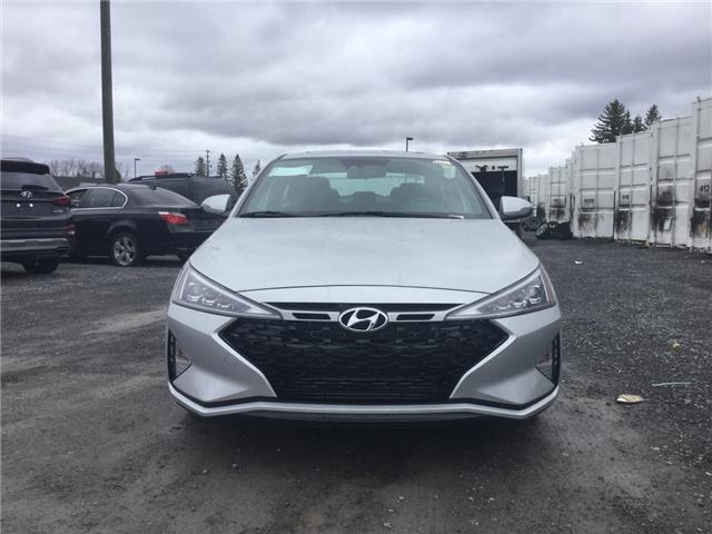 2019 Hyundai Elantra Sport (Stk: R95848) in Ottawa - Image 2 of 11