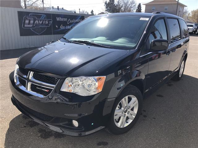 2019 Dodge Grand Caravan Crew (Stk: 14801) in Fort Macleod - Image 1 of 21