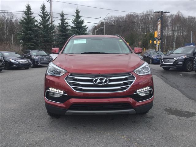 2018 Hyundai Santa Fe Sport 2.4 Base (Stk: R85591) in Ottawa - Image 1 of 11