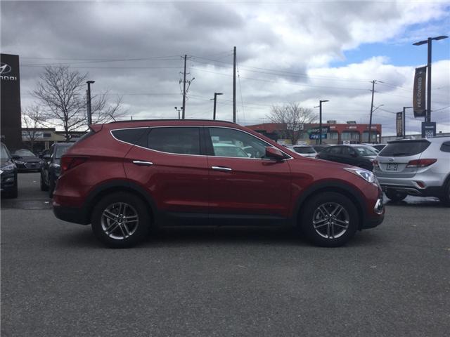 2018 Hyundai Santa Fe Sport 2.4 Base (Stk: R85591) in Ottawa - Image 2 of 11