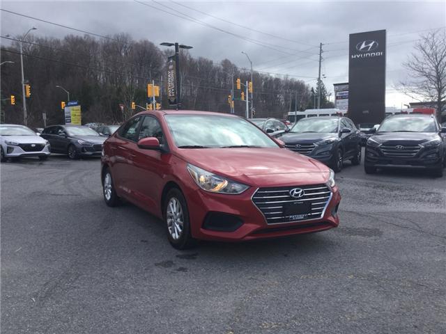 2018 Hyundai Accent GL (Stk: X1238) in Ottawa - Image 1 of 11