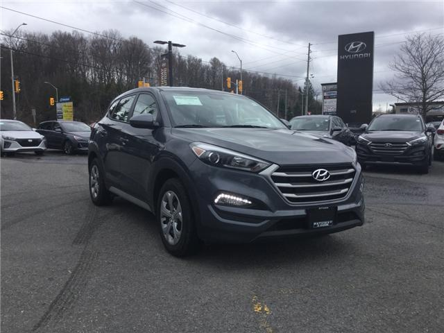 2018 Hyundai Tucson Base 2.0L (Stk: P3255) in Ottawa - Image 1 of 12