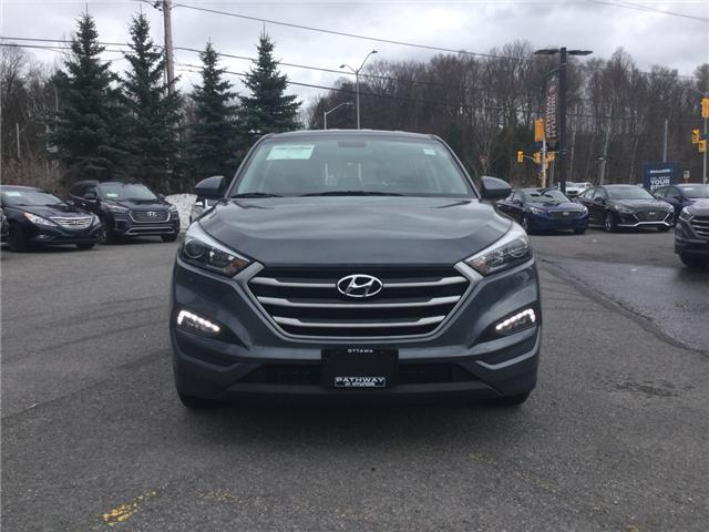 2018 Hyundai Tucson Base 2.0L (Stk: P3255) in Ottawa - Image 2 of 12