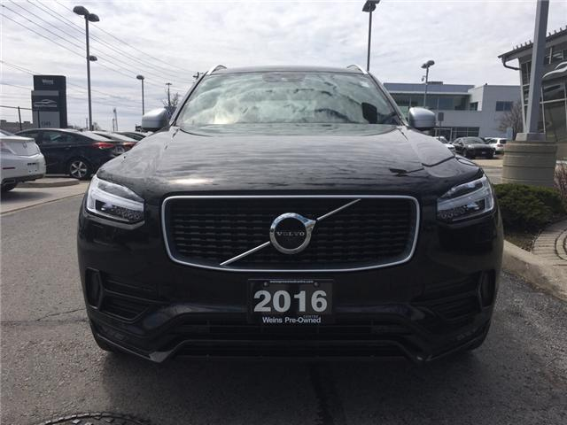 2016 Volvo XC90 T6 R-Design (Stk: 1642W) in Oakville - Image 2 of 29