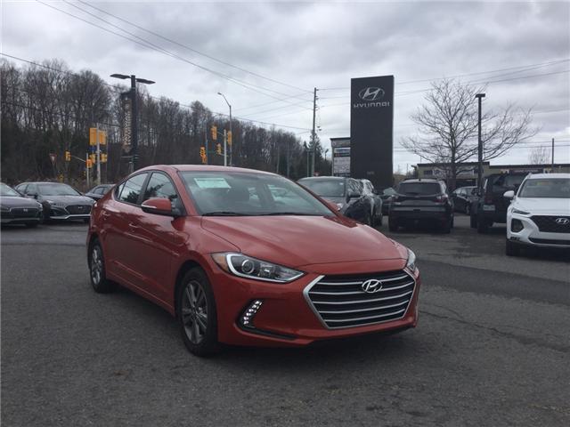 2018 Hyundai Elantra GL (Stk: SL85202) in Ottawa - Image 1 of 11
