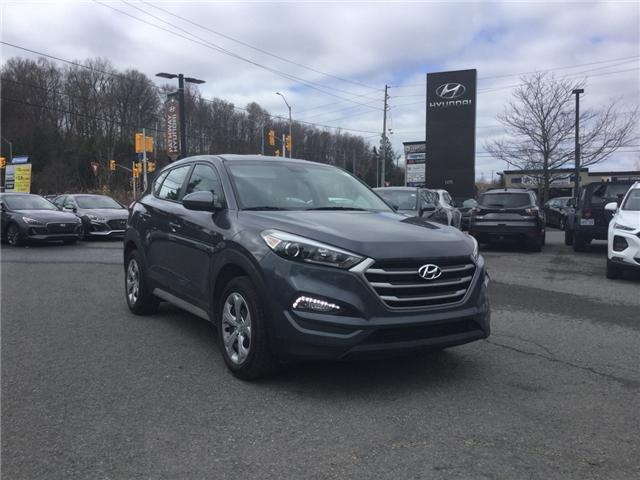 2018 Hyundai Tucson Base 2.0L (Stk: P3253) in Ottawa - Image 1 of 11