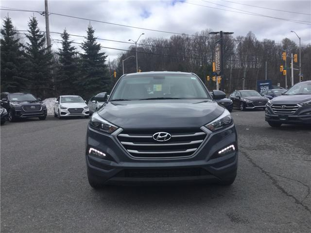 2018 Hyundai Tucson Base 2.0L (Stk: P3253) in Ottawa - Image 2 of 11