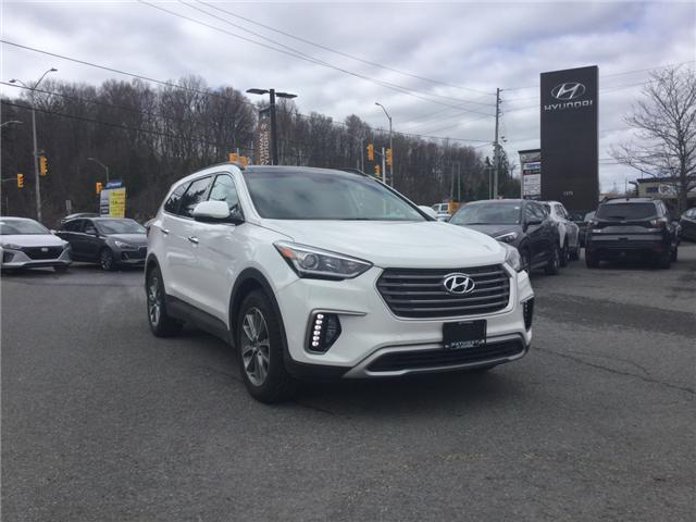 2018 Hyundai Santa Fe XL Luxury (Stk: X1262) in Ottawa - Image 1 of 11