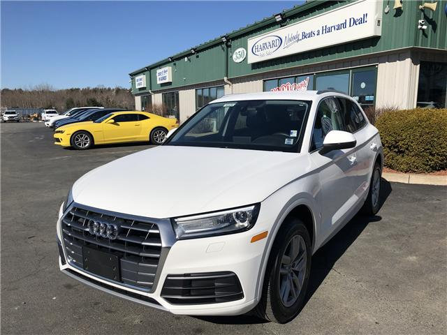 2018 Audi Q5 2.0T Komfort (Stk: 10349) in Lower Sackville - Image 1 of 23