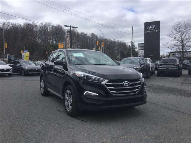 2018 Hyundai Tucson Base 2.0L (Stk: P3256) in Ottawa - Image 1 of 11