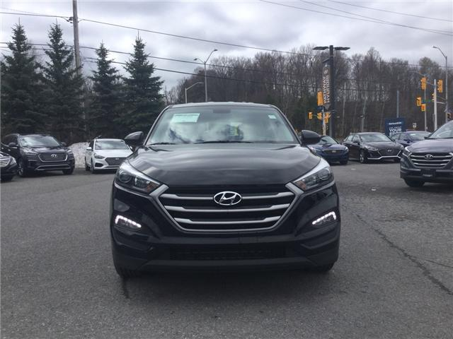 2018 Hyundai Tucson Base 2.0L (Stk: P3256) in Ottawa - Image 2 of 11