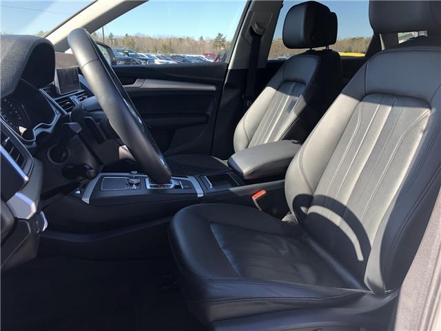 2018 Audi Q5 2.0T Komfort (Stk: 10349) in Lower Sackville - Image 11 of 23