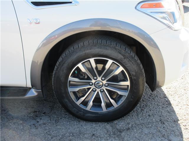 2018 Nissan Armada SL (Stk: 8765) in Okotoks - Image 25 of 31