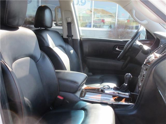 2018 Nissan Armada SL (Stk: 8765) in Okotoks - Image 3 of 31