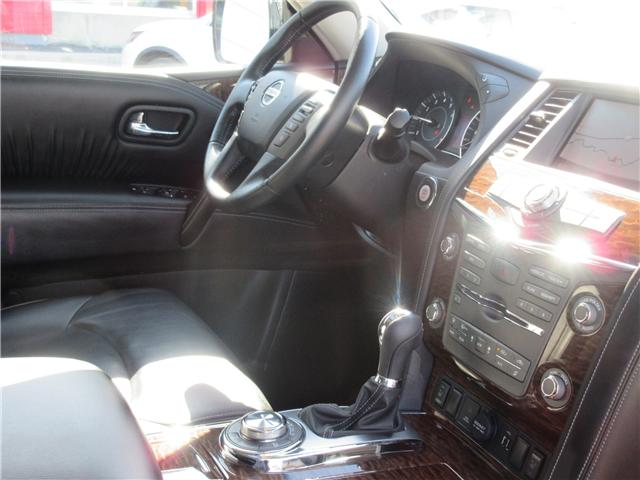 2018 Nissan Armada SL (Stk: 8765) in Okotoks - Image 5 of 31