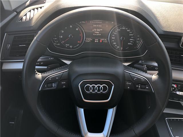 2018 Audi Q5 2.0T Komfort (Stk: 10349) in Lower Sackville - Image 15 of 23