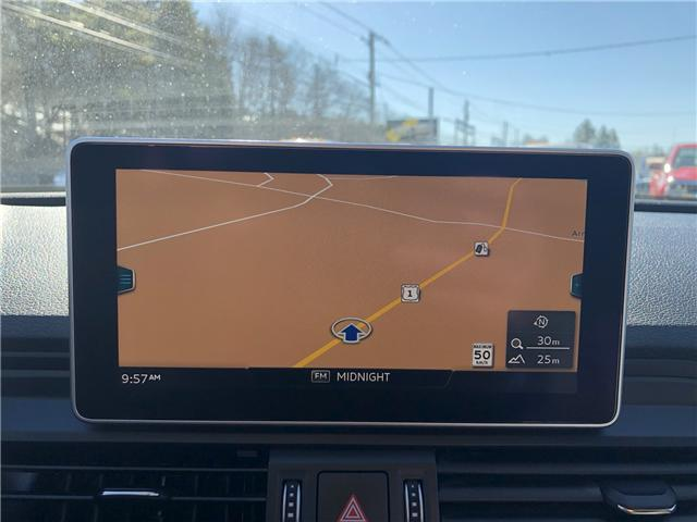2018 Audi Q5 2.0T Komfort (Stk: 10349) in Lower Sackville - Image 17 of 23