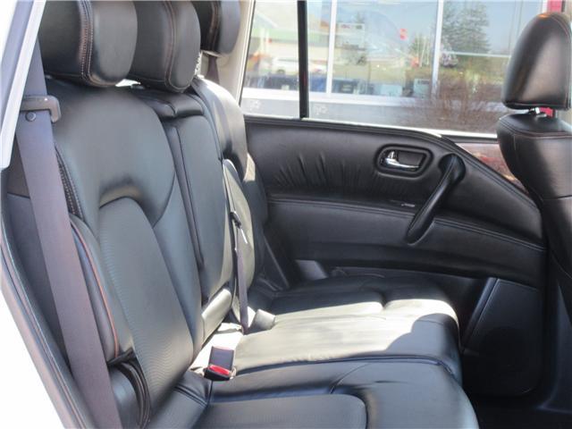 2018 Nissan Armada SL (Stk: 8765) in Okotoks - Image 19 of 31